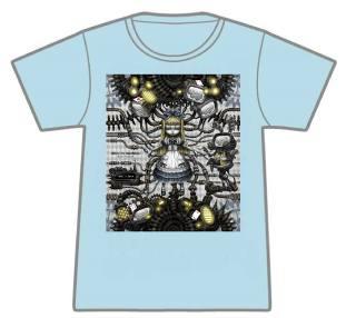 アリス受注生産Tシャツ